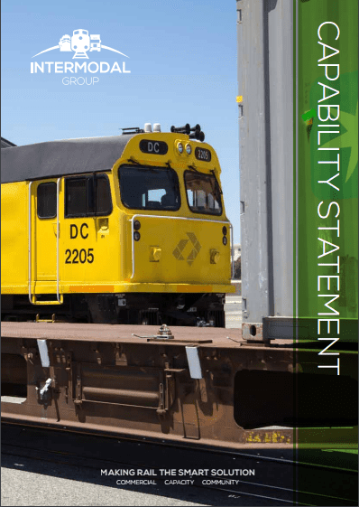 Intermodal Group - Capability Statement