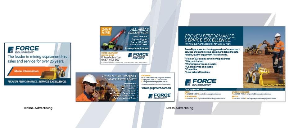 Force Equipment