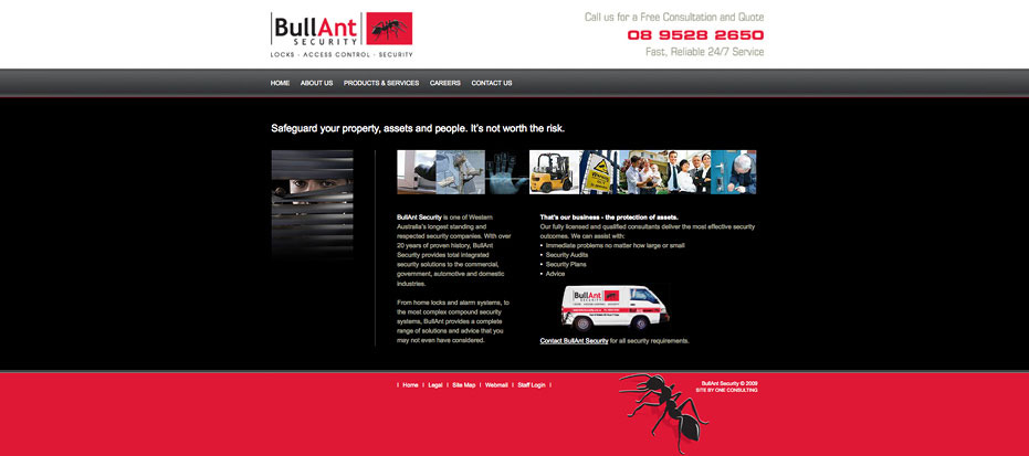 Bull Ant Security