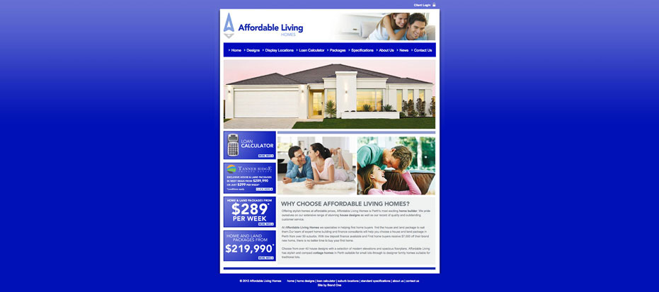 Affordable Living Homes