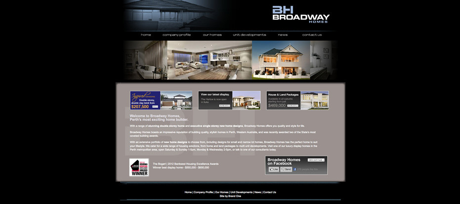 Broadway Homes