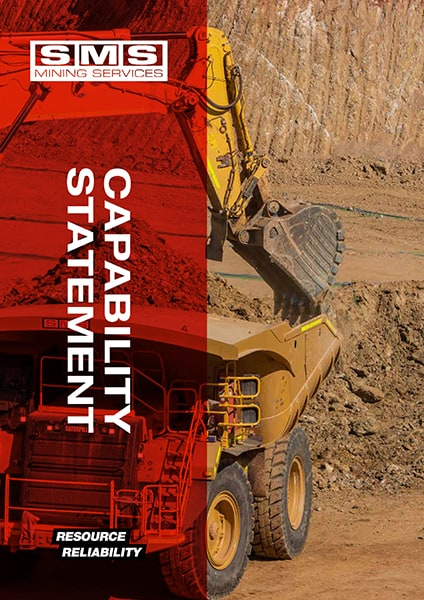 SMS Mining Services - Capability Statement